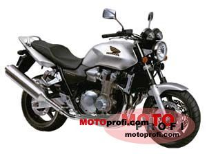 Honda CB 1300 Super Four 2003 photo