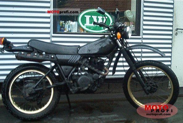 Yamaha XT 250 1981 photo