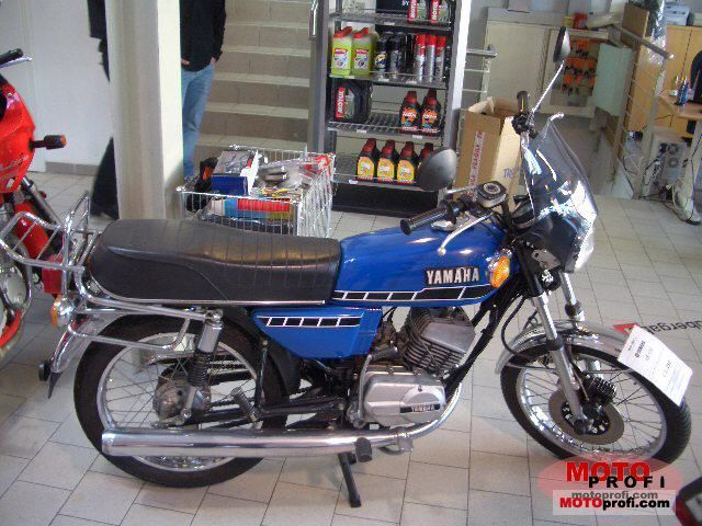 Yamaha RS 100 1979 photo
