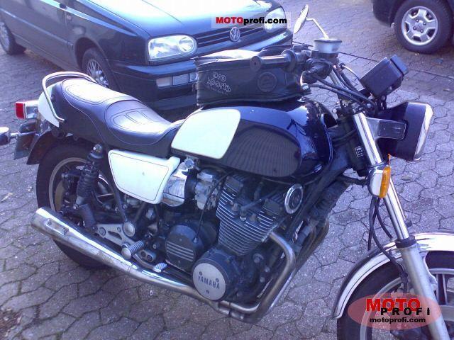 Yamaha XS 1100 1980 photo