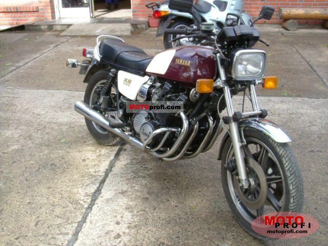 Yamaha XS 1100 1982 photo