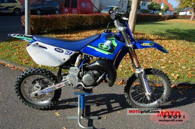 Yamaha YZ 85 2004 photo