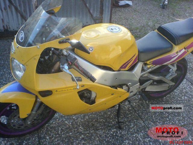 Yamaha YZF 750 R 1996 photo