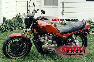 Yamaha XJ 650 Turbo 1982 photo
