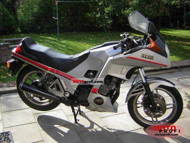 Yamaha XJ 650 Turbo 1983 photo