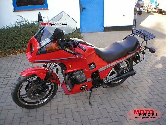 Yamaha XJ 650 Turbo 1986 photo