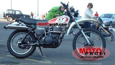 Yamaha XT 500 1976 photo