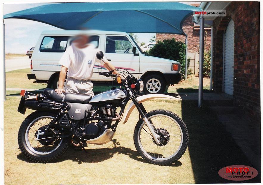 Yamaha XT 500 1980 photo