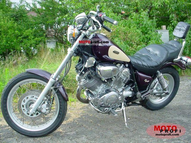 Yamaha XV 1100 Virago 1995 photo