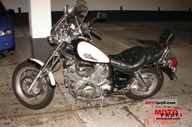 Yamaha XV 1100 Virago 1997 photo