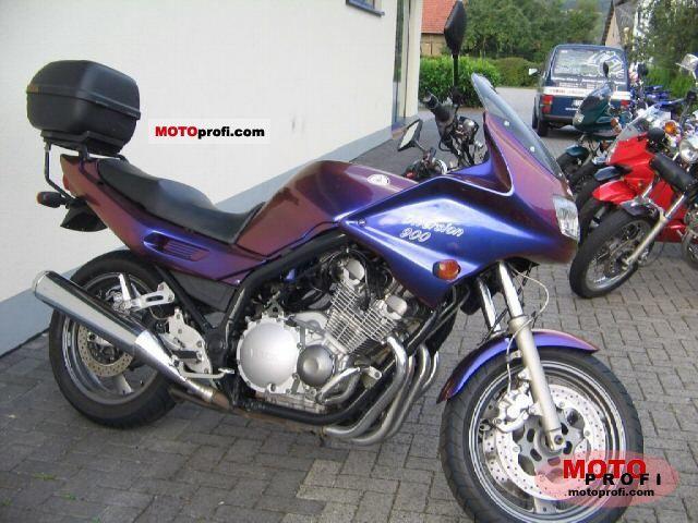 Yamaha XJ 900 S 1995 photo