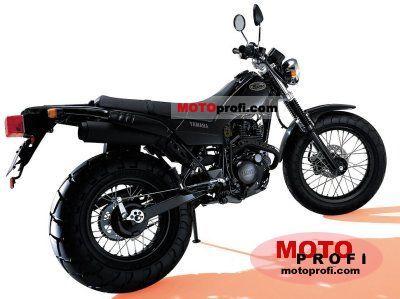 Yamaha TW 200 2002 photo