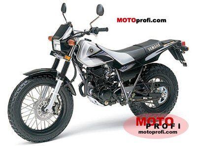 Yamaha TW 200 2005 photo