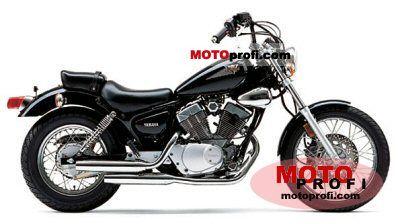 Yamaha Virago 250 2005 photo