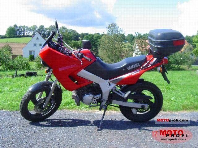 Yamaha TDR 125 1997 photo