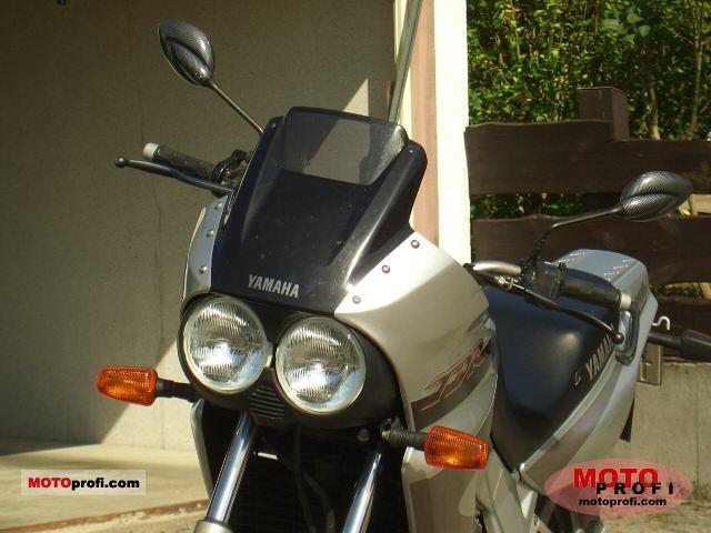 Yamaha TDR 125 2001 photo