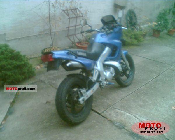 Yamaha TDR 125 2002 photo