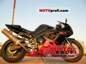 Yamaha YZF-R1 2003 photo