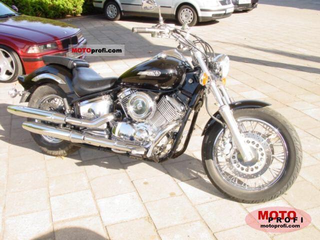 Yamaha XVS 1100 Drag Star 2000 photo