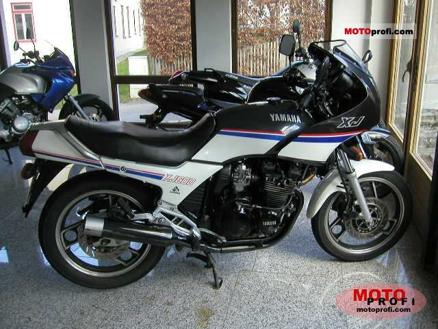yamaha xj 600 1990 specs and photos. Black Bedroom Furniture Sets. Home Design Ideas