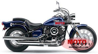 Yamaha V Star Custom 650 2005 photo