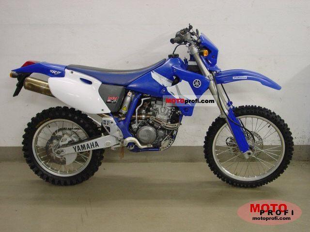 Yamaha Wr 250 F 2002 Specs And Photos