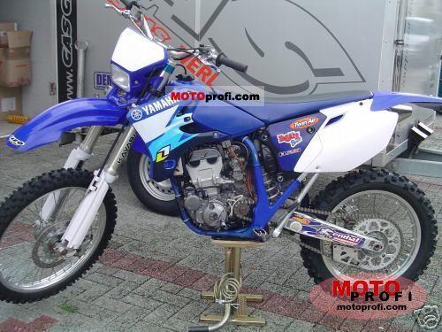 Yamaha Wr 250 F 2004 Specs And Photos