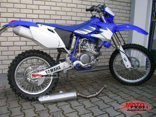 Yamaha WR 250 F 2005 photo