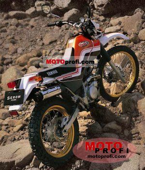 Yamaha Serow 225 WE 2002 photo