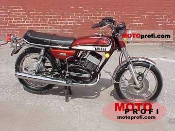 Yamaha RD 350 1975 photo
