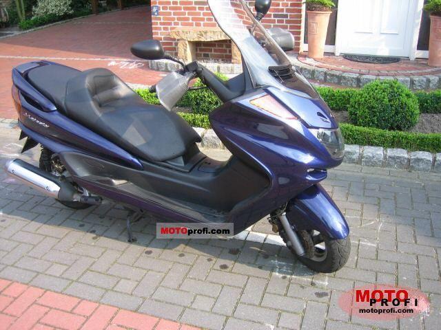 Yamaha YP 250 Majesty 2002 photo