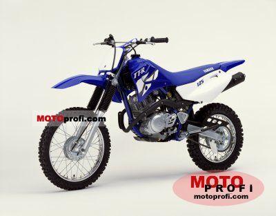 Yamaha TT-R 125 2002 photo