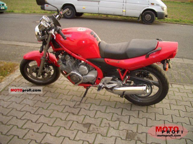 Yamaha XJ 600 N Diversion 1998 photo
