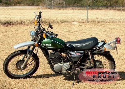 Yamaha DT 360 1974 photo