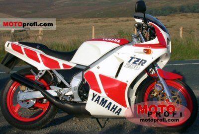 Yamaha TZR 250 1987 photo