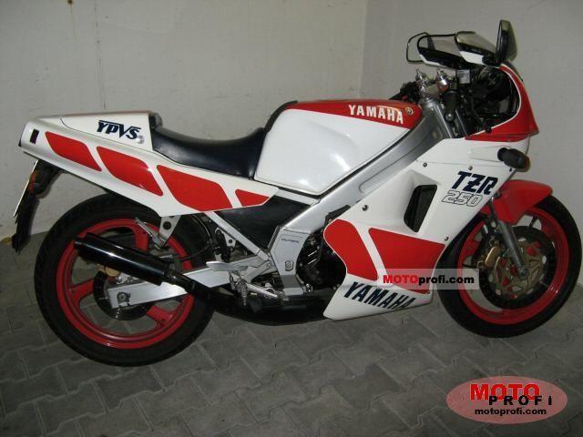 Yamaha TZR 250 1988 photo