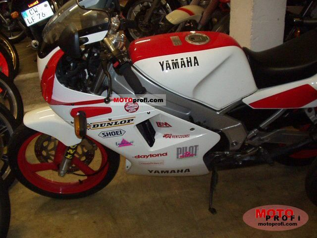 Yamaha TZR 250 1990 photo