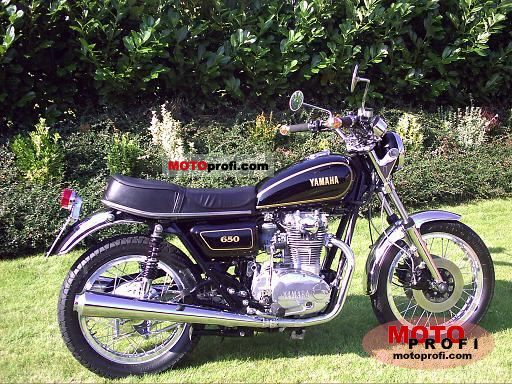 Yamaha XS 650 1984 photo