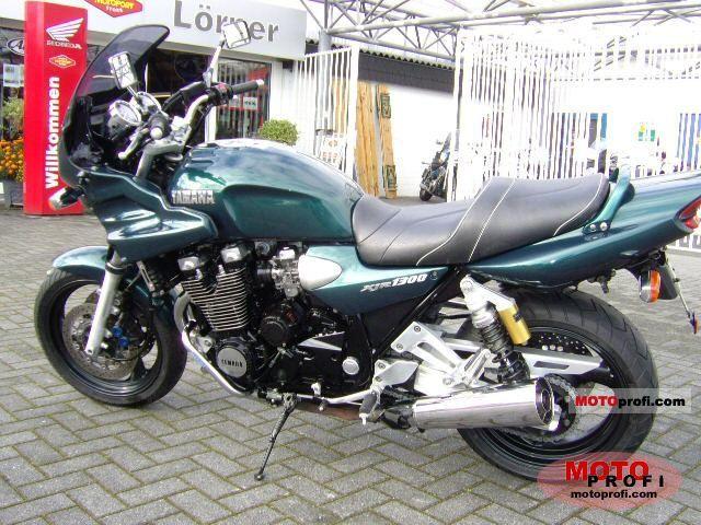 Yamaha XJR 1300 1999 photo