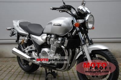 Yamaha XJR 1300 2000 photo
