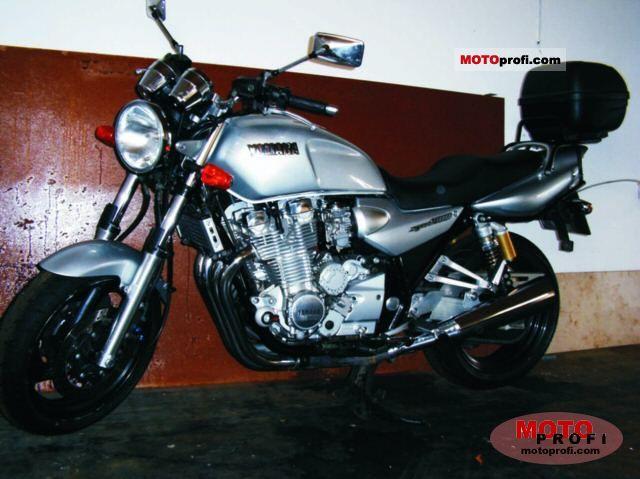 Yamaha XJR 1300 2001 photo