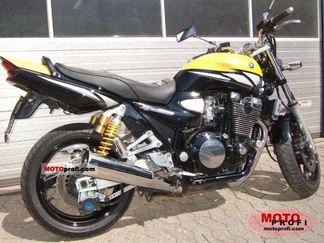 Yamaha XJR 1300 2003 photo