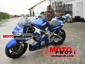 Yamaha YZF-R6 2000 photo
