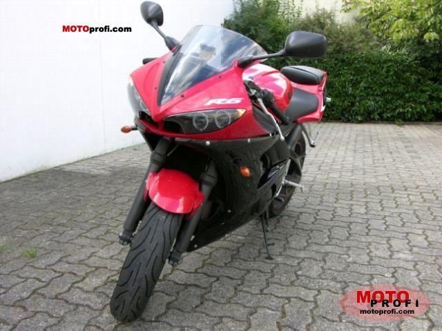 Yamaha YZF-R6 2003 photo