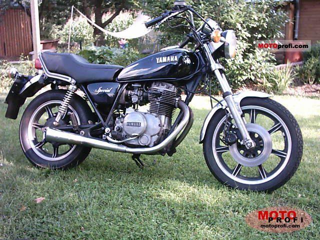Yamaha XS 400 SE 1982 photo