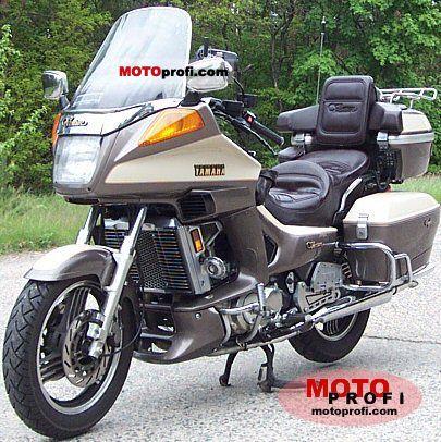 Yamaha XVZ 13 T 1990 photo