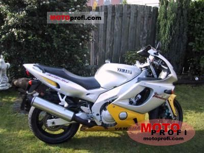 Thundercattime on Yamaha Yzf 600 S Thundercat 1997 Specs And Photos