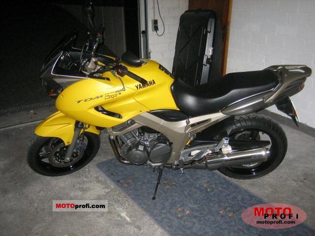 Yamaha TDM 900 2002 photo