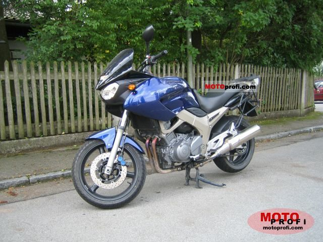 Yamaha TDM 900 2003 photo