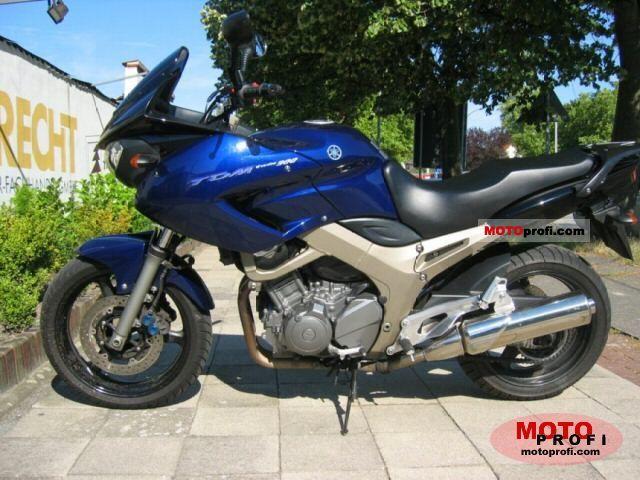 Yamaha TDM 900 2004 photo